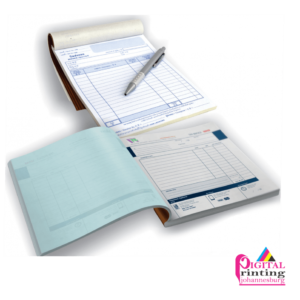 Digital Printing Ncr Invoice books