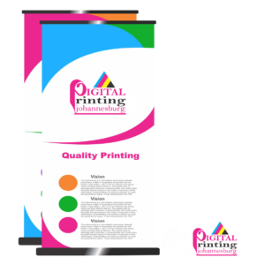Digital Printing Pull Up Banner
