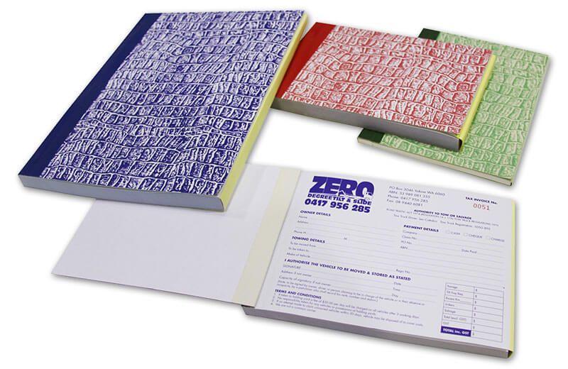 Invoice Book printing Johannesburg