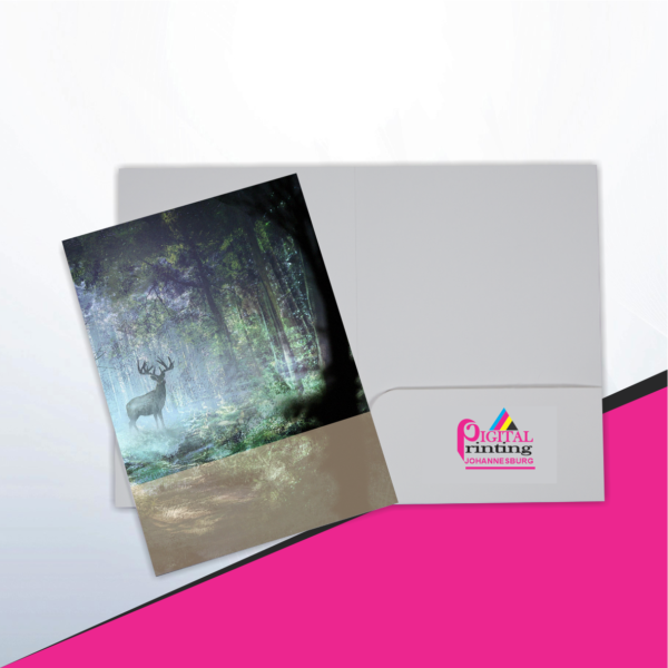 Folders Printing Johannesburg