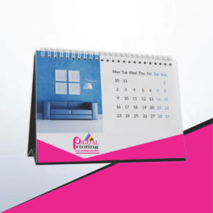 2022 A5 | A4 7 page and 13 page Tent calendars